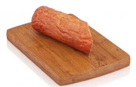 外酥里嫩的金华火腿腌制食物展示c4d模型