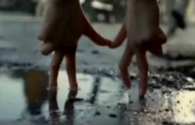 创意手指动画浪漫回忆爱情求婚婚庆婚礼会声会影模板下载