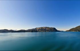 4K拍摄阿拉斯加碧水青山自然美景视频素材下载