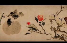动感中国古风水墨视频短片动画素材下载