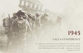 复古年份战争历史回顾记录片主题AE模板