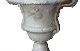 雅典宮殿室內外設計花壇雕塑藝術裝飾品C4D模型