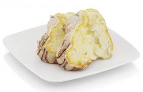 西式奶油吐司面包豪华早餐C4D模型素材下载(含贴图)