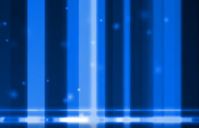 蓝色幕条滑动唯美大气的企业宣传视频作品背景元素下载