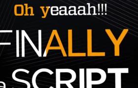 免费版文字字体类型属性快速变形编辑AE脚本Type Morph v1.0下载