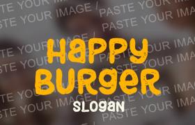 卡通现代风格设计动态美食特效烹饪短视频vlog制作教程片头pr模板