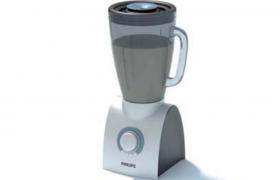 高品質研磨豆漿機小型全自動家用電器C4D模型