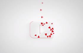 動態掉落填充特效動態卡通動畫產品藝術設計廣告品牌圖標展示PR模板