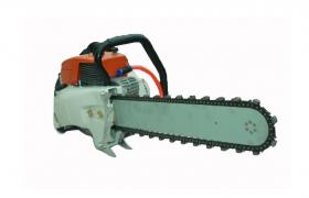 手提式液壓金剛石鏈鋸機工業機械設備C4D模型(含貼圖)