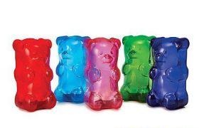 Gummy Bear水果味卡通funny小熊軟糖甜味零食C4D模型