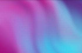 蓝紫炫光动态渐变MP4特效背景视频
