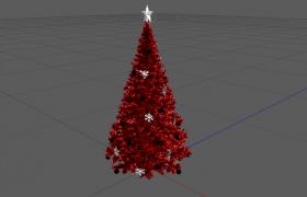 60个圣诞节装饰品室内外装饰摆件Cinema4D模型素材包下载