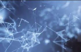 科技互聯網球體爆炸標題片頭4K級別AE模板