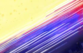 炫彩光線交錯移動小方塊動態漂浮科技特效視頻素材