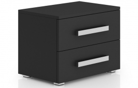 Vary渲染 現代簡約時尚設計風格雙層床頭柜Cinema4D模型