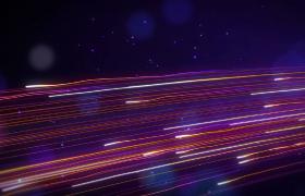 缤纷多彩光线附带粒子三维空间飞跃30帧特效视频优德w88中文版