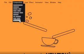 AE插件_物理动力学牛顿插件Newton 3.1.5下载