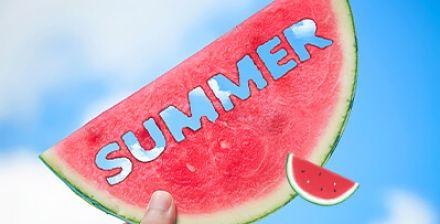 夏日進行時精選素材專欄