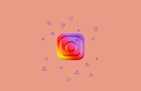 彩色卡通圓形活潑切換MG動畫演示的社交媒體營銷推廣AE片頭