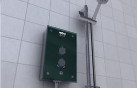 燃气热水器沐浴淋头家用电器3D模型(c4d,3ds)
