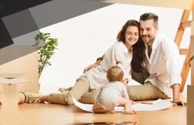 高端別墅房地產銷售代理房屋裝修設計宣傳短片開場AE模板Elite Real Estate Agency