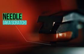 实拍+后期创意标题字幕音乐新专辑宣传宣传短片开场AE模板Your New Music Album Opener