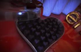 AE模板-三維動感視覺效果快樂浪漫的七夕回憶開場視頻模板
