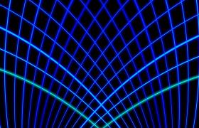 VJ视频素材-弧形波纹交叉演绎动态视觉效果舞台背景视频素材