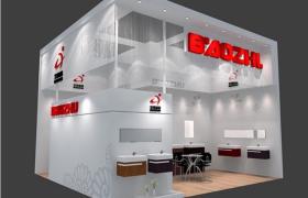 純白色室內風格設計高端品質家居衛浴用品3d模型設計