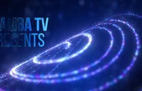 AE模板-大气星辰粒子文字标题开场酷炫开场视频模板