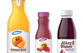 美国进口高端果汁果饮innocent树莓果汁饮料3d模型展示(含贴图)
