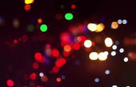舞台素材-唯美大气五彩缤纷灯光舞台晚会背景视频