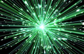 酒吧素材-蓝色激光粒子LED背景酒吧动感晚会演出视频素材
