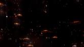 绚丽粒子散落高清动态背景视频素材