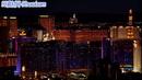 城市高楼灯光夜景2 高清实拍视频素材