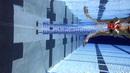 游泳7 高清实拍视频素材