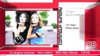 《广播频道包装产品展示AE模板》Broadcast Channel Package