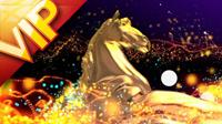 新年節日素材 2014年馬年金馬舞臺晚會開場AE模板下載