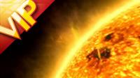 太阳特写镜头 Sun closeup高清实拍视频素材