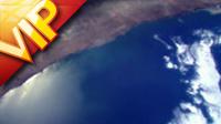 从太空拍摄地球画面 高清实拍视频素材