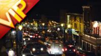 城市夜景?#20540;?#36710;流交通 高清实拍视频素材
