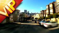 城市交通 车辆快速行驶高清实拍视频素材