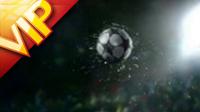 体育 梦幻足球 踢足球高清实拍视频素材