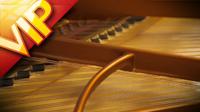 实拍钢琴艺术的消费制造进程 制造钢琴弹试钢琴