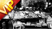 老式黑白镜头下中国人民的生活画面 旧社会黑白画面人文景观