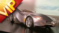 宝马新型汽车特写展示高清实拍视频素材