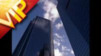 一組云層流動商務大樓特寫A 標清實拍視頻素材