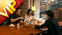 办公会议讨论操作平板电脑镜头外国美女操作电脑2组高清实拍素材
