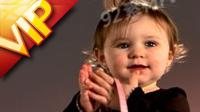 一组婴儿写真BABY标清实拍视频素材