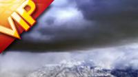 快速流动的风景云流动 高清实拍视频素材